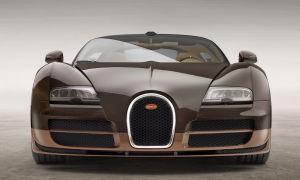 Лимитированные и специальные серии Bugatti Veyron Grand Sport Vitesse