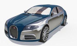 Bugatti 16c Galibier (Бугатти Галибиер) 2009 — 2013