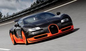 Фото Бугатти Вейрон Супер Спорт (Bugatti Veyron 16.4 Super Sport)