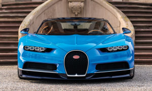 Фото Бугатти Шерон (Bugatti Chiron) 2016