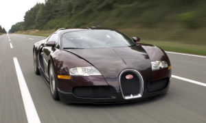 Фото Бугатти Вейрон (Bugatti Veyron) 16.4