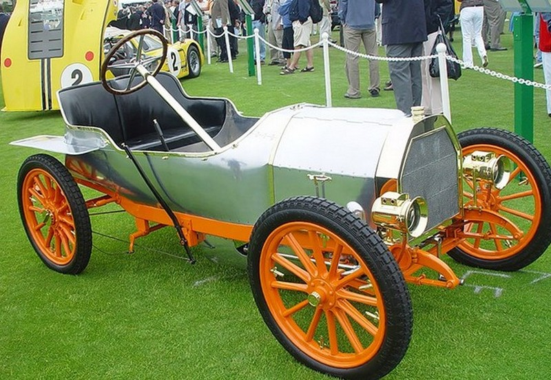 Bugatti Type 10 фото 3