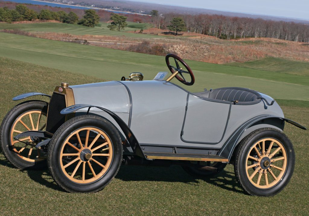 Bugatti Type 13 фото
