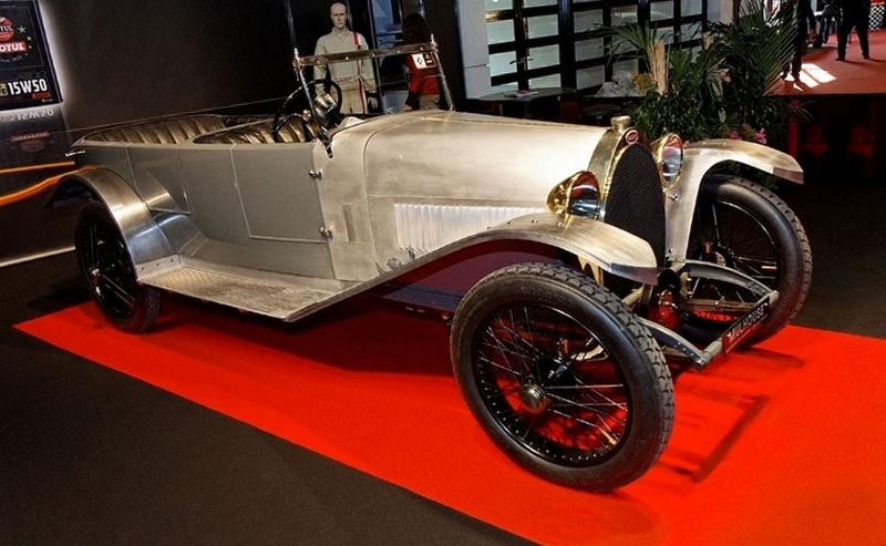 Bugatti Type 28 фото
