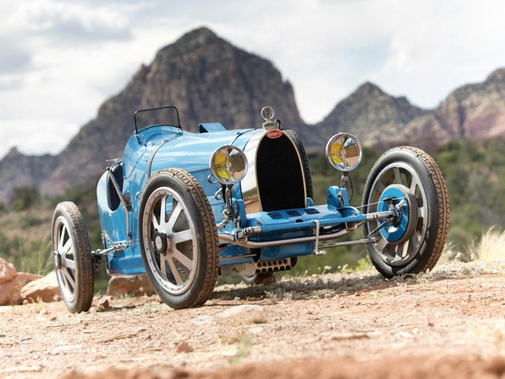 Фото Bugatti Type 35 1924 года