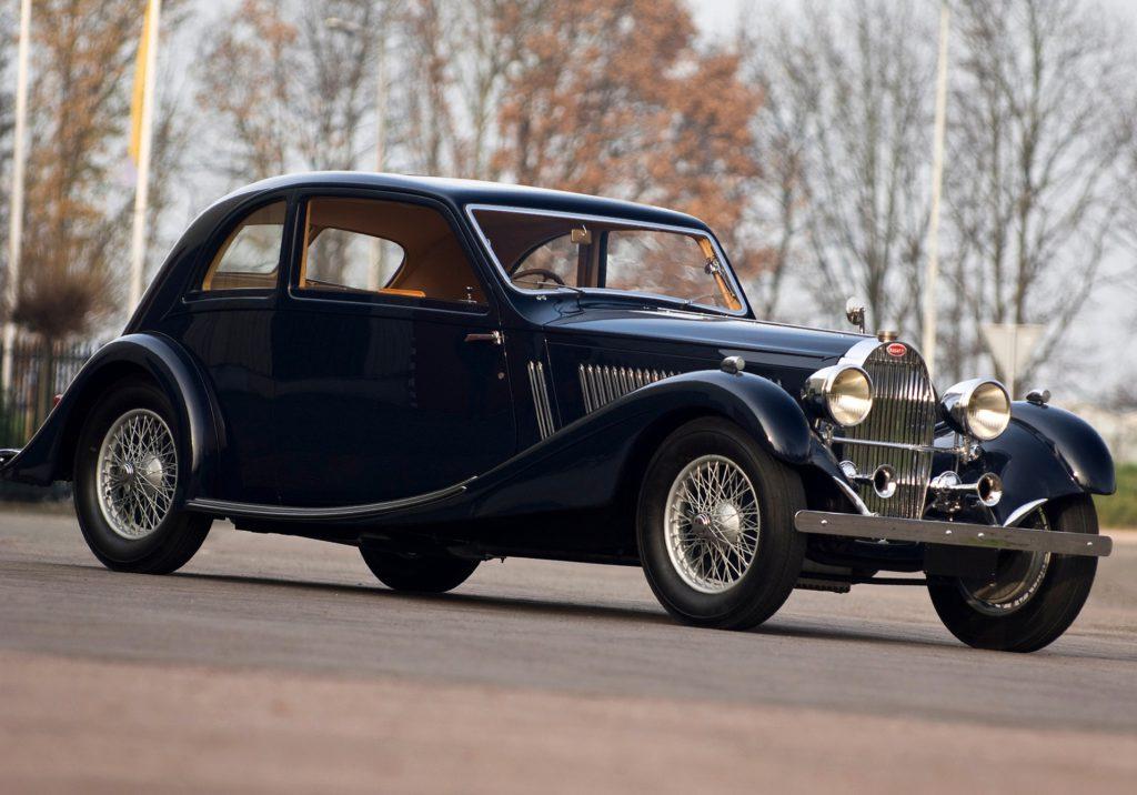 Фото Bugatti Type 57