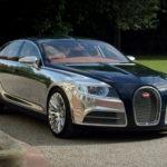Авто Bugatti 16c Galibier 2009 года фото 4