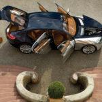 Авто Bugatti 16c Galibier 2009 года фото 8
