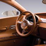 Авто Bugatti 16c Galibier 2009 года салон фото 18