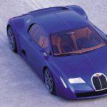 Bugatti EB 18/3 Chiron Concept 1999 фото 1
