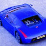 Bugatti EB 18/3 Chiron Concept 1999 фото 3