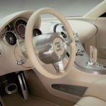Концепт Bugatti EB 16.4 Veyron 2001 салон фото