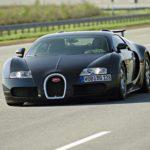 Прототип Bugatti EB 16.4 Veyron 2004 года фото 1