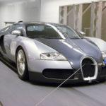 Прототип Bugatti EB 16.4 Veyron 2004 года фото 6