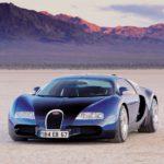 Концепт Bugatti EB 18.4 Veyron 1999 года фото 1