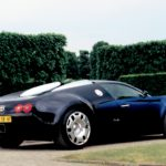 Концепт Bugatti EB 18.4 Veyron 1999 года фото 3