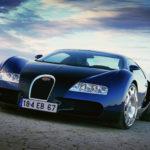 Концепт Bugatti EB 18.4 Veyron 1999 года фото 5