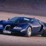 Концепт Bugatti EB 18.4 Veyron 1999 года фото 6