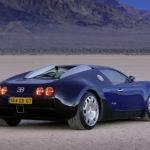 Концепт Bugatti EB 18.4 Veyron 1999 года фото 7
