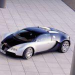Концепт Bugatti EB 18.4 Veyron 1999 года фото 10