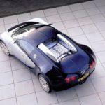 Концепт Bugatti EB 18.4 Veyron 1999 года фото 15