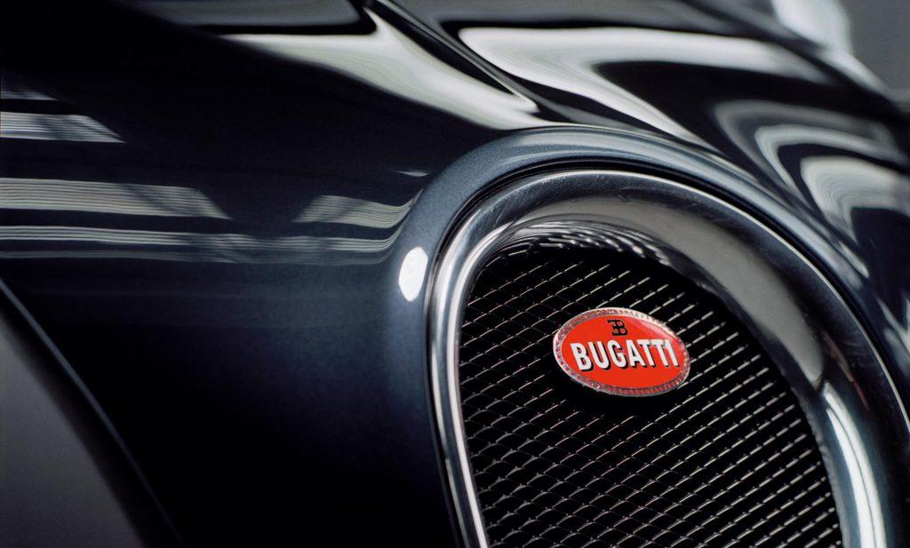 Bugatti Veyron 16,4 решетка радиатора фото