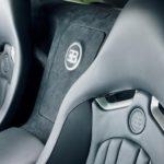 Авто Bugatti Veyron 16,4 сиденья фото
