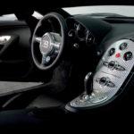 Авто Bugatti Veyron North America 2006–11 салон торпеда фото
