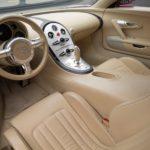 Авто Bugatti Veyron 16.4 North America 2006–11 салон фото