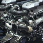 Двигатель Bugatti Chiron фото 1