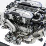 Двигатель Bugatti Chiron фото 3