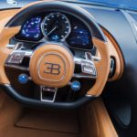 Bugatti Chiron (Бугатти Шерон) 2016 салон фото 1
