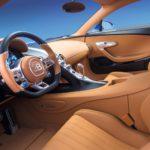 Bugatti Chiron (Бугатти Шерон) 2016 салон фото 3