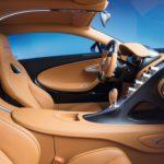 Bugatti Chiron (Бугатти Шерон) 2016 салон фото 5