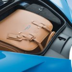 Bugatti Chiron (Бугатти Шерон) 2016 багажное отделение фото 6