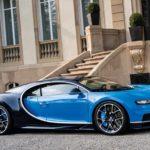 Bugatti Chiron (Бугатти Шерон) 2016 фото 12