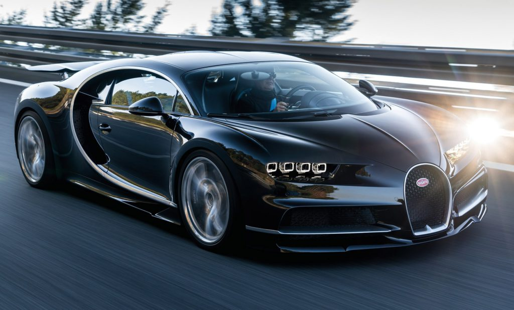 Bugatti Chiron (Бугатти Шерон) 2016 фото 27