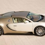 Золотой Бугатти Вейрон - Bugatti Veyron Gold Edition 2009 фото 8