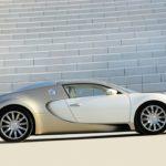 Золотой Бугатти Вейрон - Bugatti Veyron Gold Edition 2009 фото 9