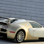Золотой Бугатти Вейрон - Bugatti Veyron Gold Edition 2009 фото 10