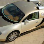 Золотой Бугатти Вейрон - Bugatti Veyron Gold Edition 2009 фото 14