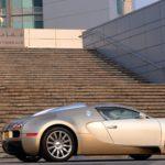 Золотой Бугатти Вейрон - Bugatti Veyron Gold Edition 2009 фото 15
