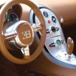 Золотой Бугатти Вейрон - Bugatti Veyron Gold Edition 2009 фото 1