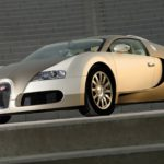 Золотой Бугатти Вейрон - Bugatti Veyron Gold Edition 2009 фото 2
