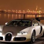 Золотой Бугатти Вейрон - Bugatti Veyron Gold Edition 2009 фото 3