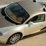 Золотой Бугатти Вейрон - Bugatti Veyron Gold Edition 2009 фото 5