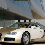 Золотой Бугатти Вейрон - Bugatti Veyron Gold Edition 2009 фото 7