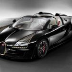 Bugatti Veyron Grand Sport Vitesse Black Bess 2014 фото 6