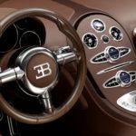 Bugatti Veyron Grand Sport Vitesse Ettore Bugatti 2014 руль фото 7