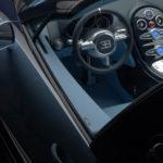Bugatti Veyron Grand Sport Vitesse JP Wimille 2013 руль фото 1